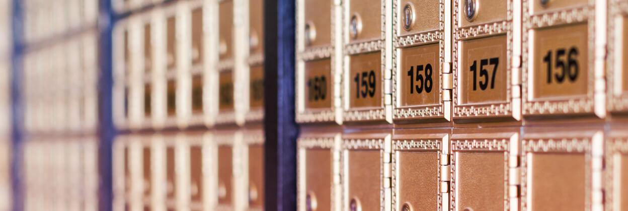 Competitive Mailbox in Perth CBD