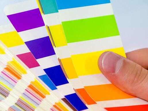 Colour printing in Perth